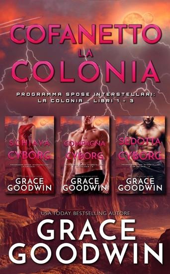 Cofanetto La Colonia - La Colonia - Libri 1-3 - cover