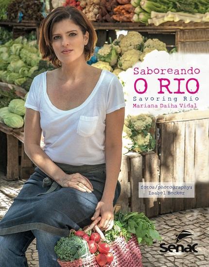 Saboreando o Rio (bilingue) - Savoring Rio - cover