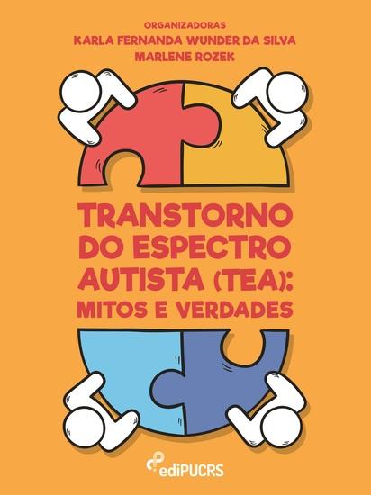 Transtorno do espectro autista (TEA): - mitos e verdades - cover