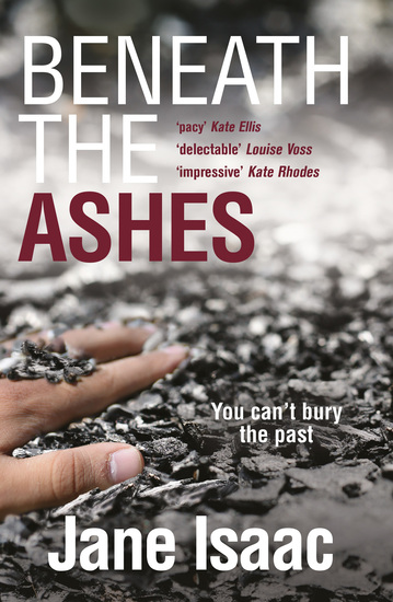Beneath the Ashes - cover