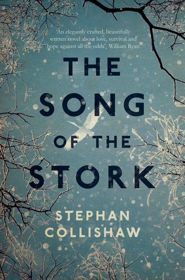 The Song of the Stork - cover