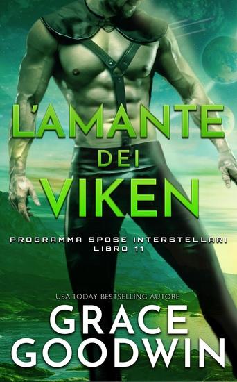 L'amante dei Viken - cover