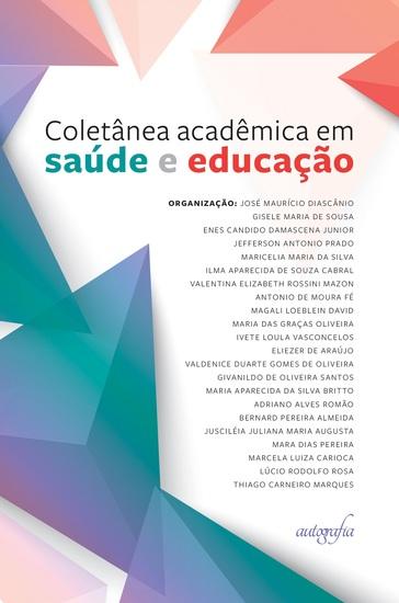 Coletânea acadêmica em saúde e educação - cover