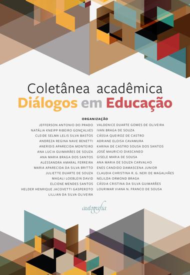 Coletânea acadêmica diálogos em educação - cover