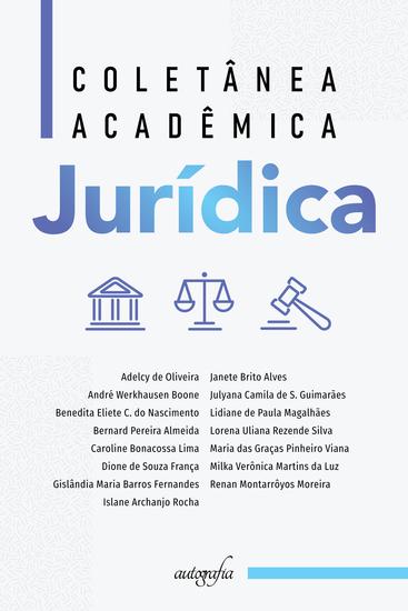 Coletânea acadêmica jurídica - cover