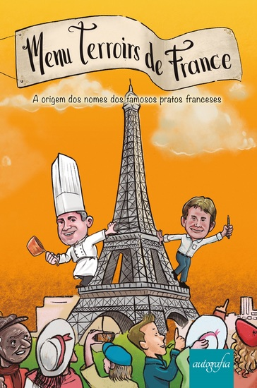 Menu terroirs de France - cover