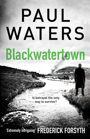 Blackwatertown - cover