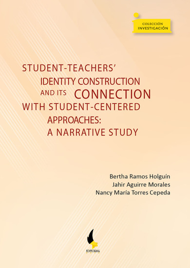 Student-teachers' identity construction and its connection with student-centered approaches: - a narrative study - cover