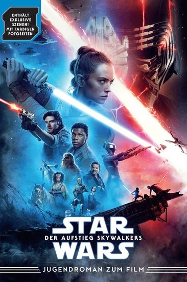 Star Wars: Der Aufstieg Skywalkers - Jugendroman zum Film - cover