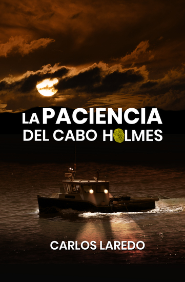 La paciencia del cabo Holmes - cover