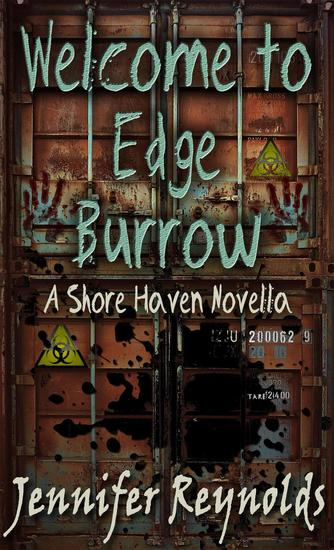 Welcome to Edge Burrow: A Shore Haven Short Story - cover