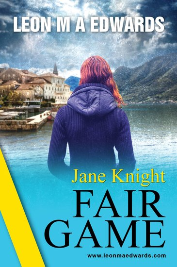 Jane Knight - Fair Game - cover