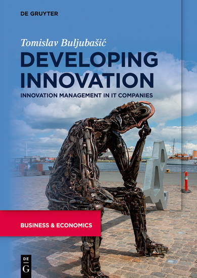 Developing Innovation - Innovation Management in IT Companies - cover