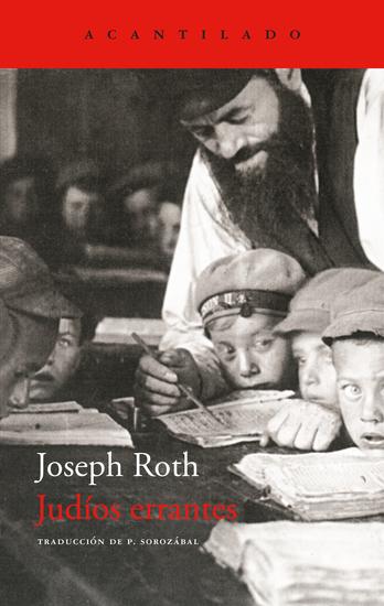 Judíos errantes - cover