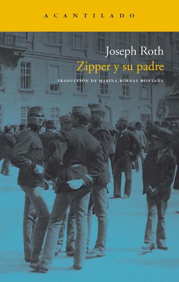 Zipper y su padre - cover