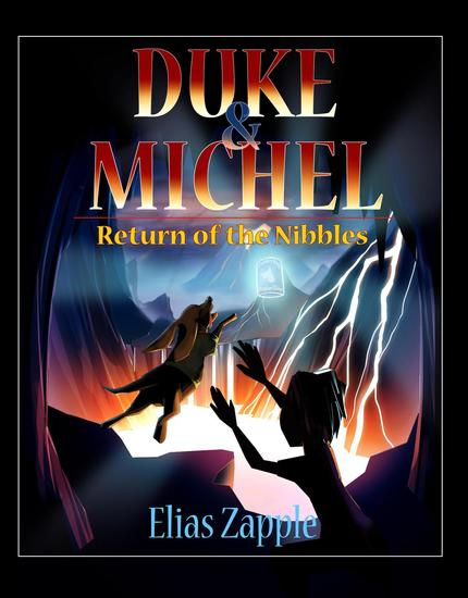 Return of the Nibbles - Duke & Michel (American-English Edition) #3 - cover