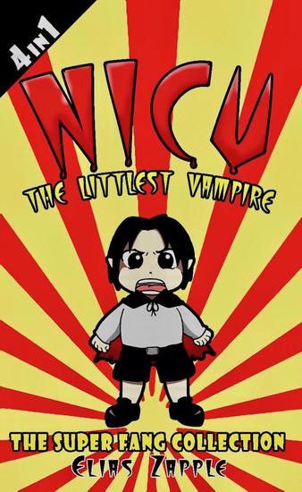 The Super Fang Collection - Nicu - The Littlest Vampire American-English Edition #0 - cover