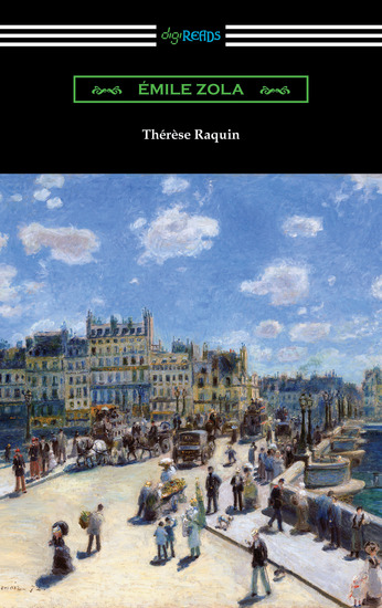 Therese Raquin - cover