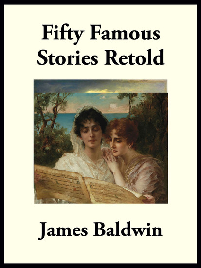 Fifty Famous Stories Retold - cover