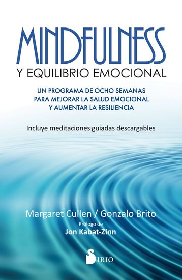 Mindfulness y equilibrio emocional - cover