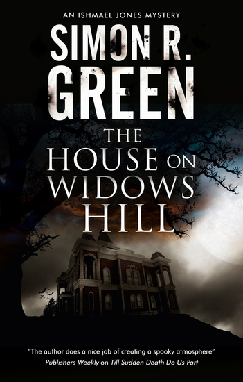 The House on Widows Hill - cover
