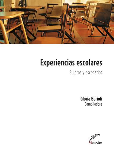 Experiencias escolares - Sujetos y territorios - cover
