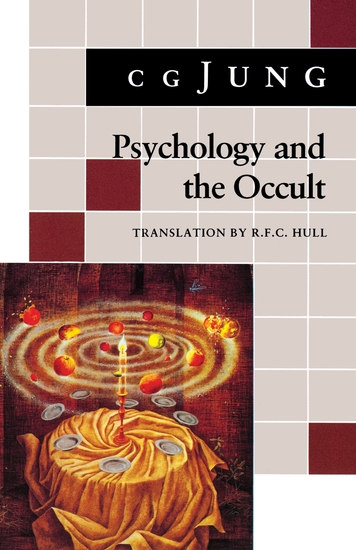 Psychology and the Occult - (From Vols 1 8 18 Collected Works) - cover