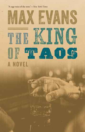 The King of Taos - A Novel - cover