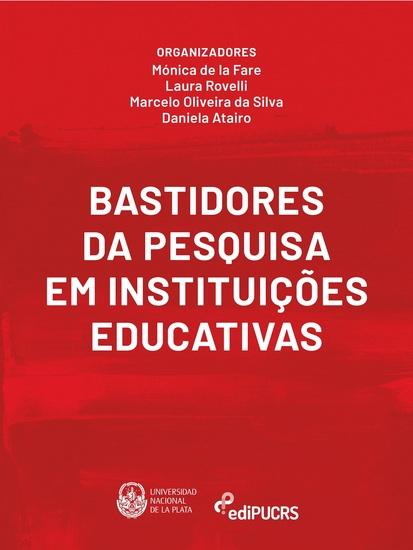 Bastidores da Pesquisa em Instituições Educativas - cover