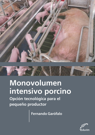 Monovolumen Intensivo Porcino - cover