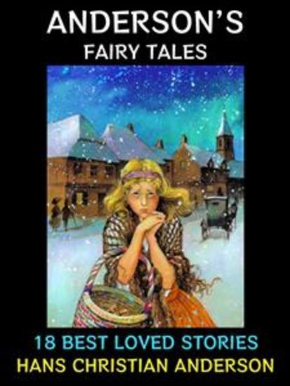 Andersen's Fairy Tales - 18 Best Loved Stories - cover