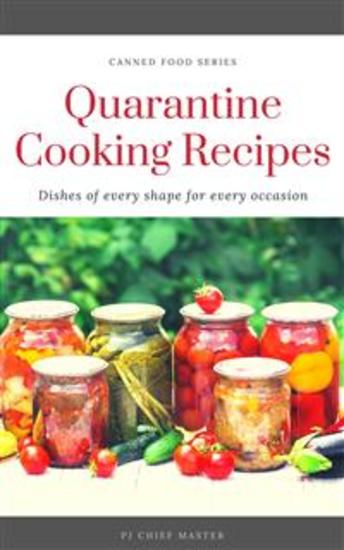 Quarantine Cooking Recipes - Canned food series - cover