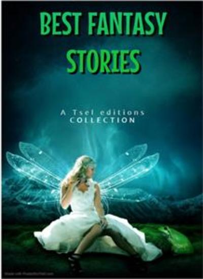 Best Fantasy Stories - cover