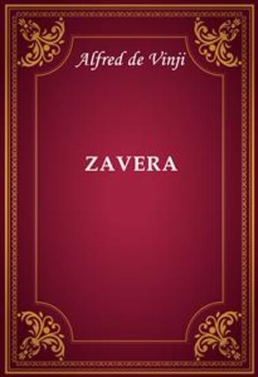 Zavera - cover