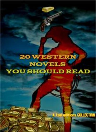 20 Western Novels You Should Read - cover