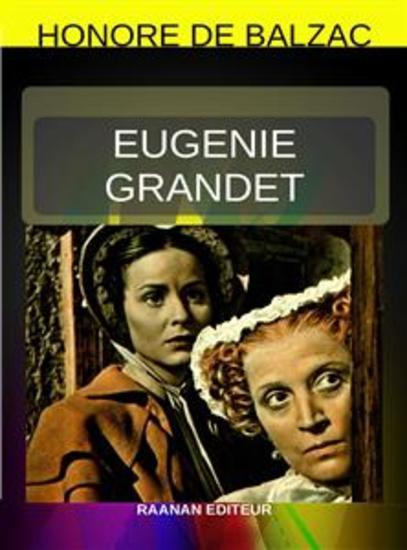 Eugenie Grandet - cover