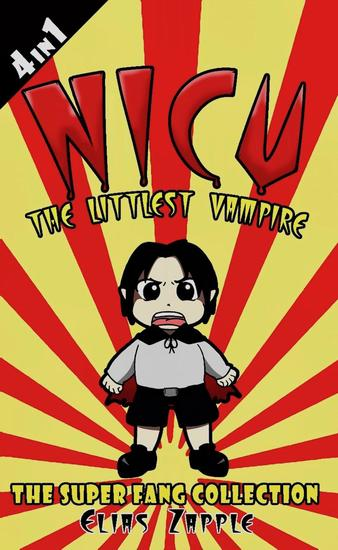 Nicu - The Littlest Vampire - Nicu - The Littlest Vampire - cover