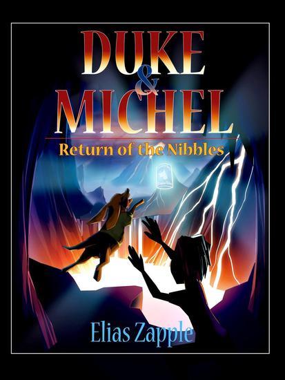 Return of the Nibbles - Duke & Michel #3 - cover
