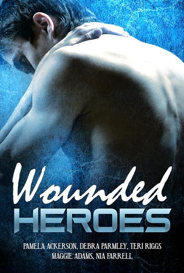 Wounded Heroes Anthology - cover