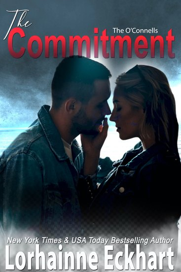 The Commitment An O'Connells Novella - cover