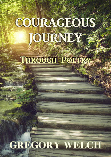 Courageous Journey - Through Poetry - cover