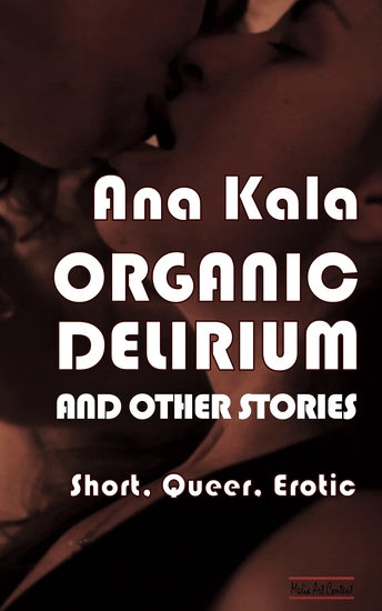 Organic delirium - cover
