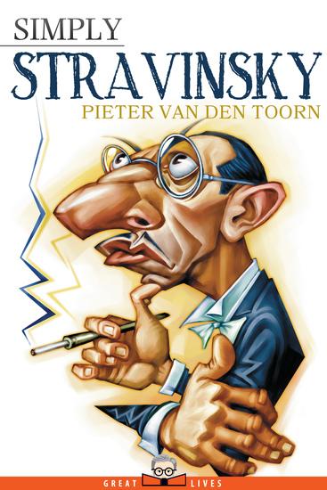 Simply Stravinsky - cover
