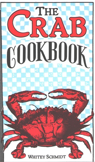 The Crab Cookbook - cover