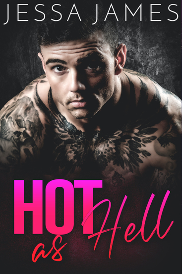 Hot as Hell - cover