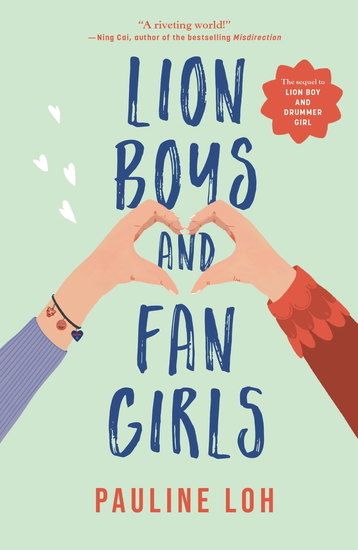 Lion Boys and Fan Girls - cover