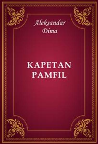 Kapetan Pamfil - cover