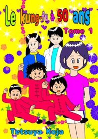 Le Kung-Fu À 50 Ans - cover