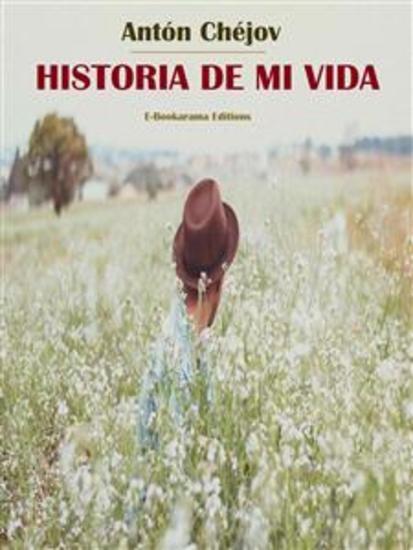 Historia de mi vida - cover
