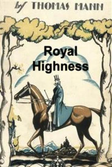 Royal Highness - cover